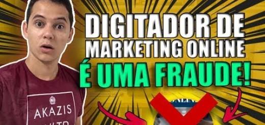 curso digitador de marketing online reclame aqui
